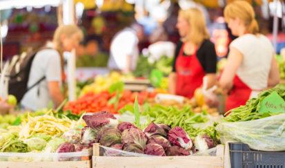 Vente directe de produits locaux